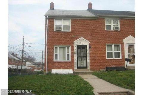 1013 Cameron Rd, Baltimore, MD 21212