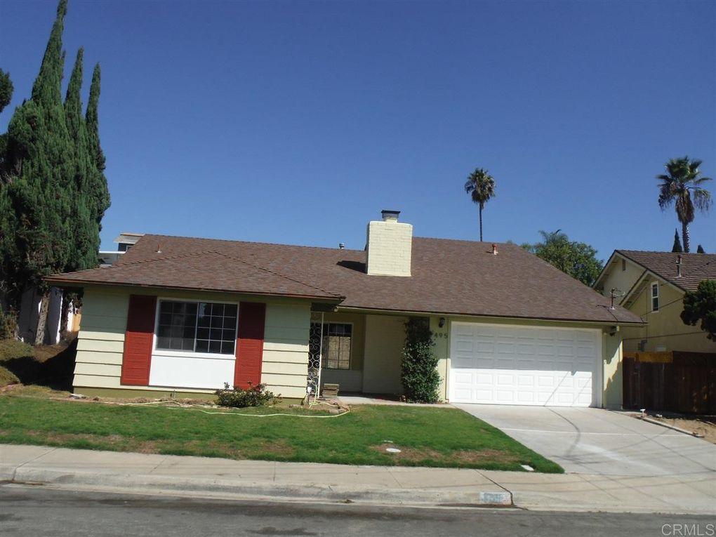 495 Skyhill Ct Chula Vista, CA 91910