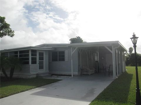 Photo of 1023 Barefoot Cir, Barefoot Bay, FL 32976