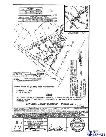 4 Acres Timmons Rd, Timmonsville, SC 29161