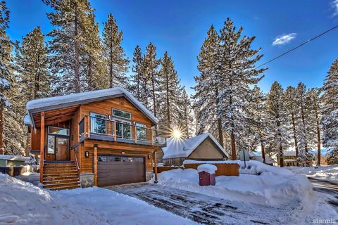 Photo of 694 Michael Dr, South Lake Tahoe, CA 96150
