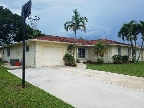 4666 Armadillo St, Boca Raton, FL 33428