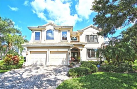 Photo Of 2684 Lakebreeze Ln S Clearwater Fl 33759 Single Family Home