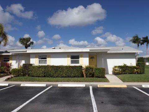 2661 Barkley Dr W Apt A, West Palm Beach, FL 33415