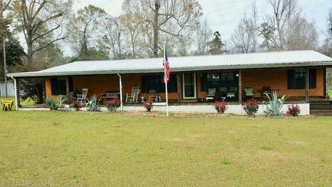 413 Allen Rd, Atmore, AL 36502. Mfd/Mobile Home