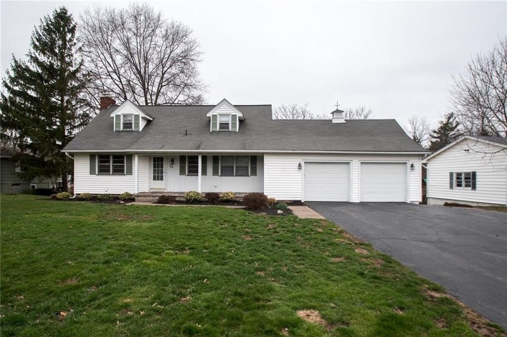 Homes For Sale In Brockport New York
