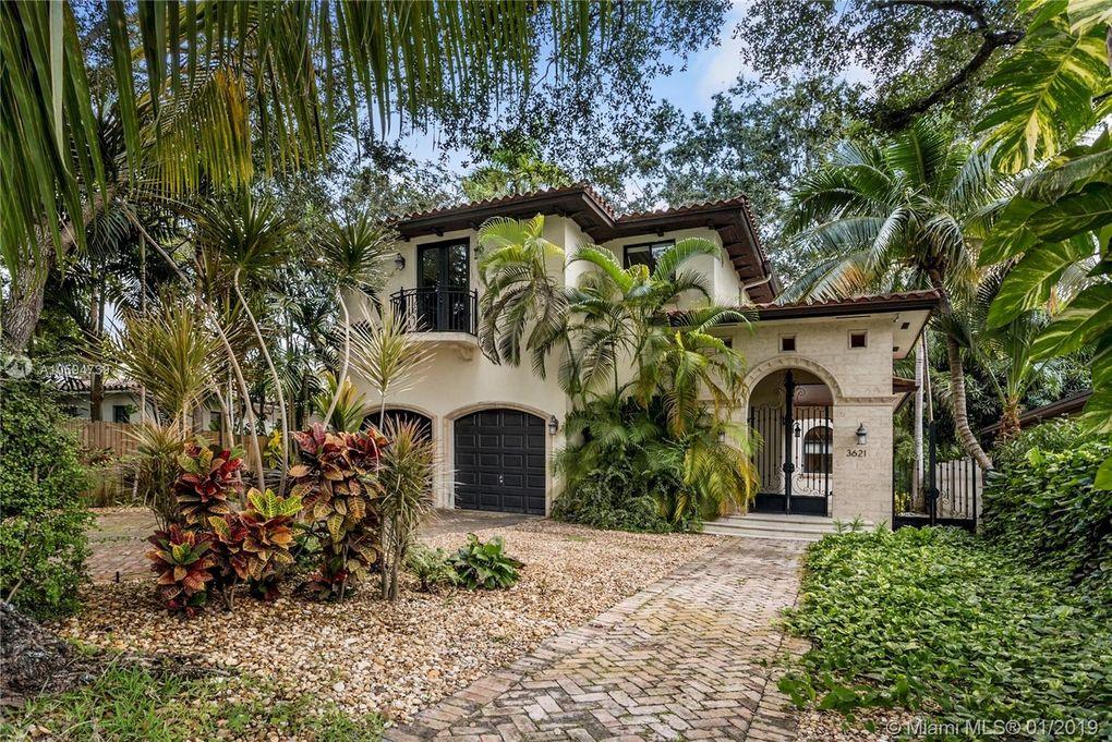 3621 S Le Jeune Rd, Coconut Grove, FL 33146