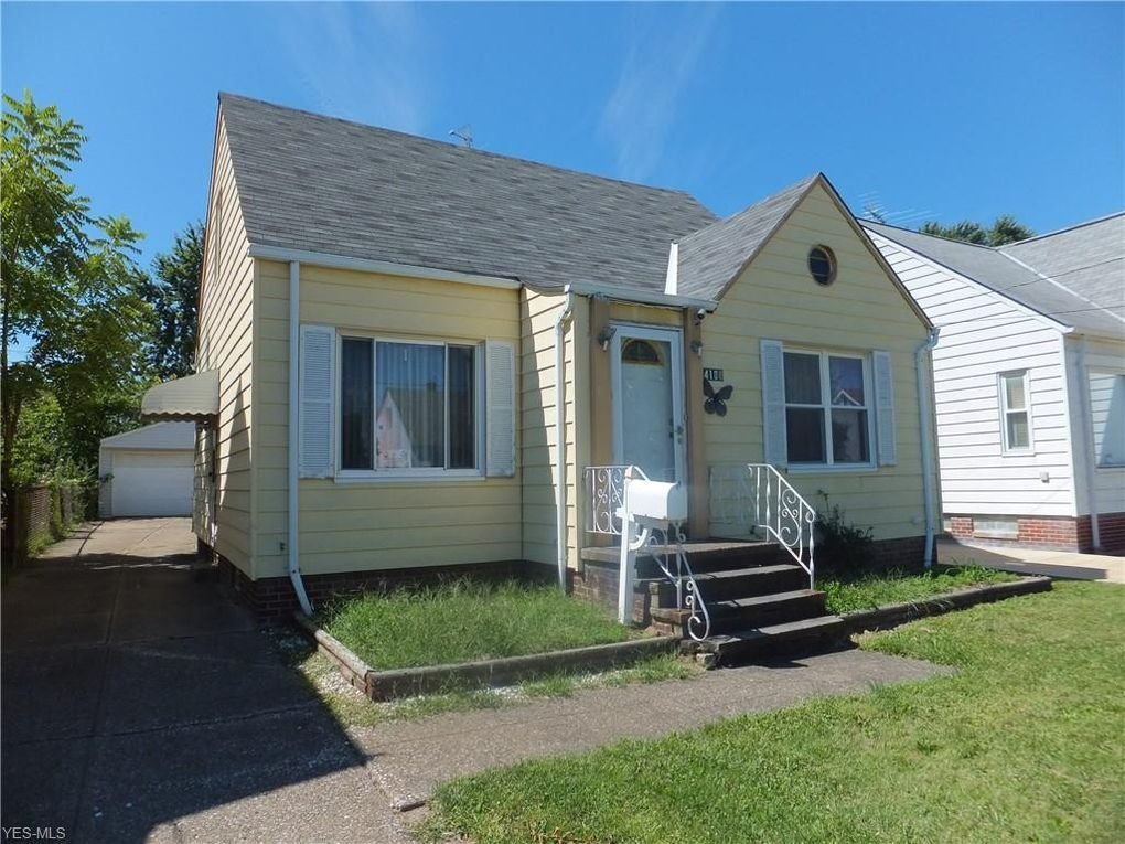 4108 W 49th St Cleveland, OH 44144