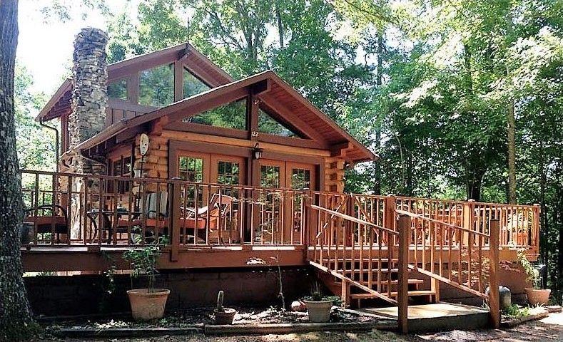 7260 camp wahsega rd dahlonega ga 30533 for Dahlonega ga cabins for rent