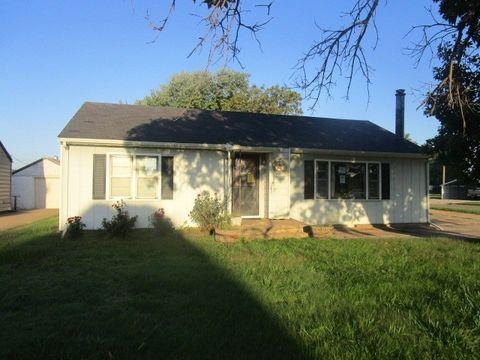 301 Willow St, Chase, KS 67524