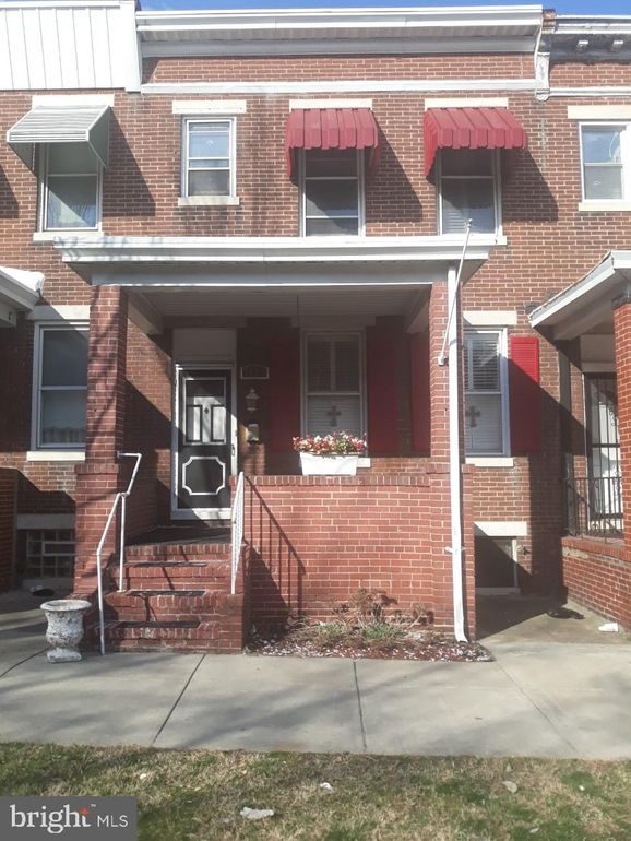 1734 E 25th St, Baltimore, MD 21213