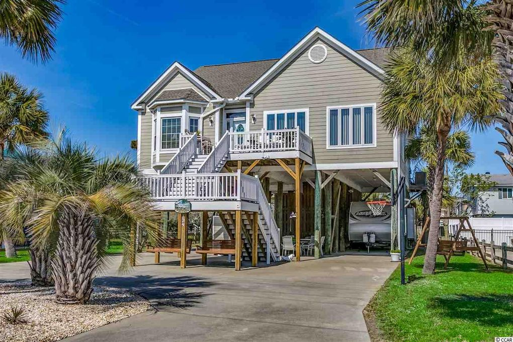 134 Cypress Ave, Garden City Beach, SC 29576