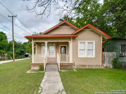 Photo of 811 Gillespie St, San Antonio, TX 78212
