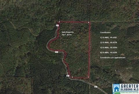 Photo of 3442 County Road 201 Acres Unit 20, Delta, AL 36278