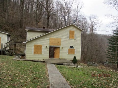 Photo of 2190 Barrenshee Crk, Freeburn, KY 41528