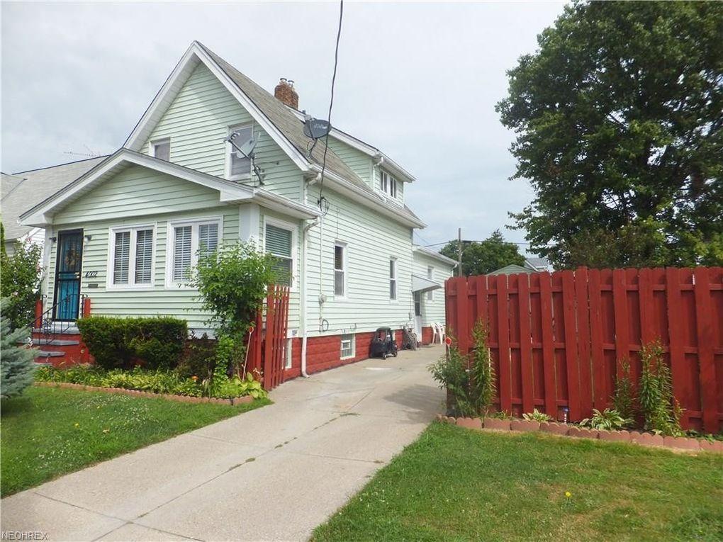 4002 Oak Park Ave Cleveland, OH 44109