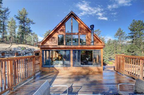Buffalo Creek, CO Real Estate - Buffalo Creek Homes for Sale