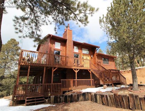 Photo of 265 Homestead Rd, Divide, CO 80814