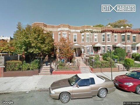 1557 President St # 2, Brooklyn, NY 11213