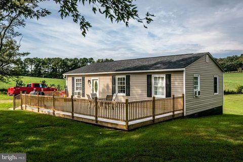 839 Old Sawmill Rd, Rockingham, VA 22802