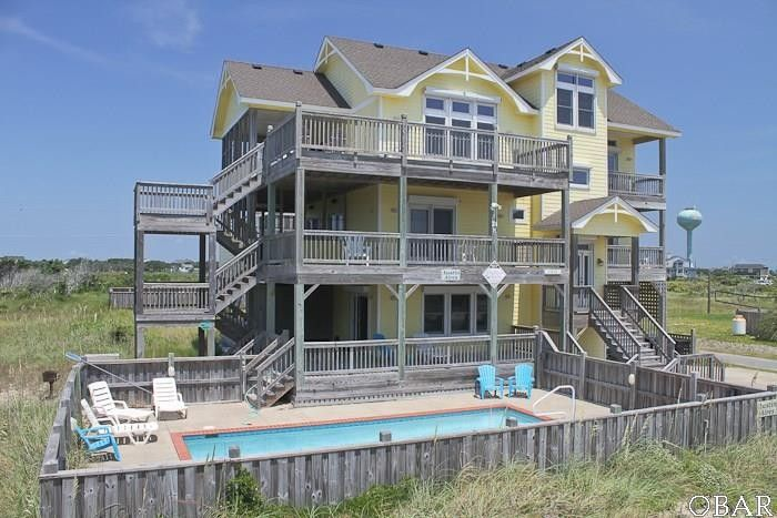 57229 summer place dr hatteras nc 27943 for Hatteras homes
