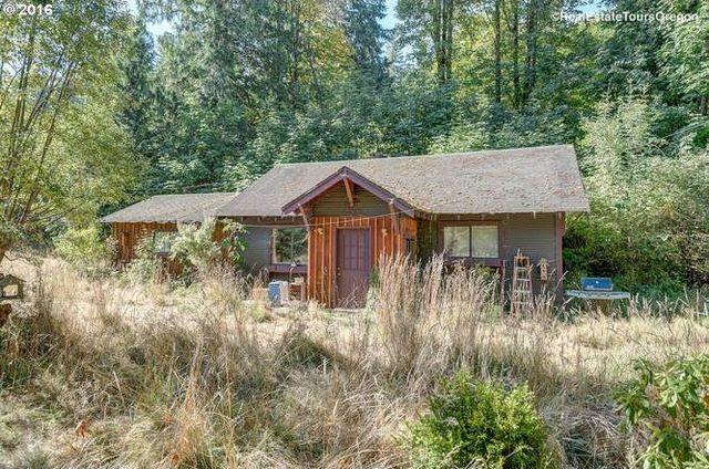 19698 biggs rd vernonia or 97064 home for sale real estate