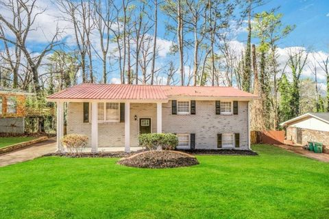 Photo of 1969 Shannon Ridge Ct, Decatur, GA 30032