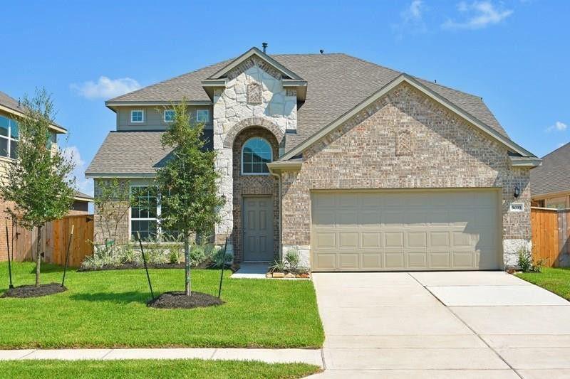5035 Spring Terrace Ln Rosharon, TX 77583