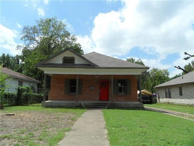 615 Cristler Ave Dallas, TX 75223