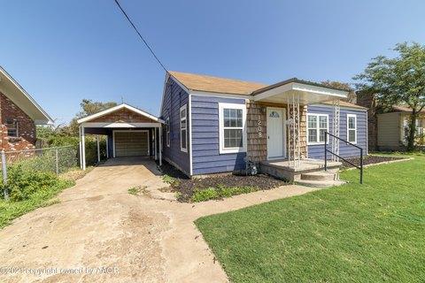 1208 Lindsey St, Borger, TX 79007