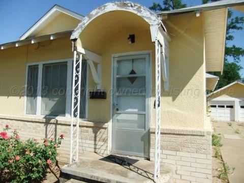 Photo of 412 E Kingsmill Ave, Pampa, TX 79065
