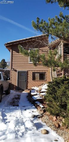 Photo of 307 Rockledge Ln, Manitou Springs, CO 80829