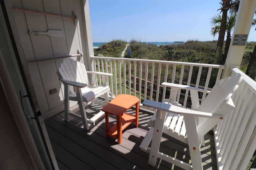 6302 N Ocean Blvd E1 North Myrtle, Outdoor Furniture North Myrtle Beach