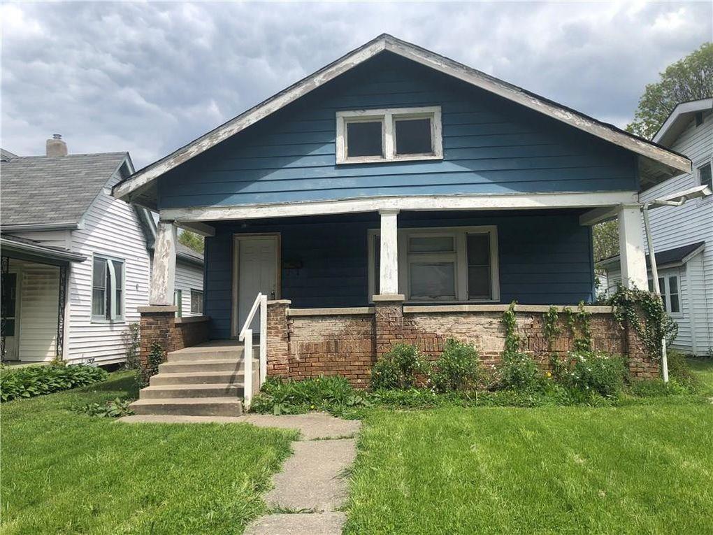 4031 Cornelius Ave Indianapolis, IN 46208