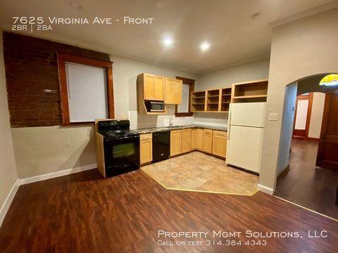 Photo of 7625 Virginia Ave Unit Front, Saint Louis, MO 63125
