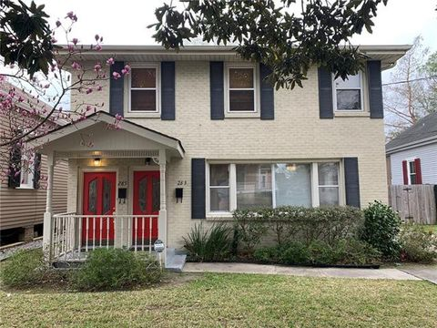 Photo of 285 Metairie Heights Ave, Metairie, LA 70001
