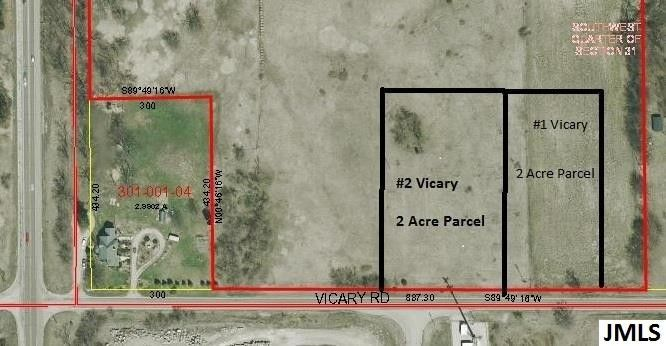 2 Vicary Rd, Cement City, MI 49233