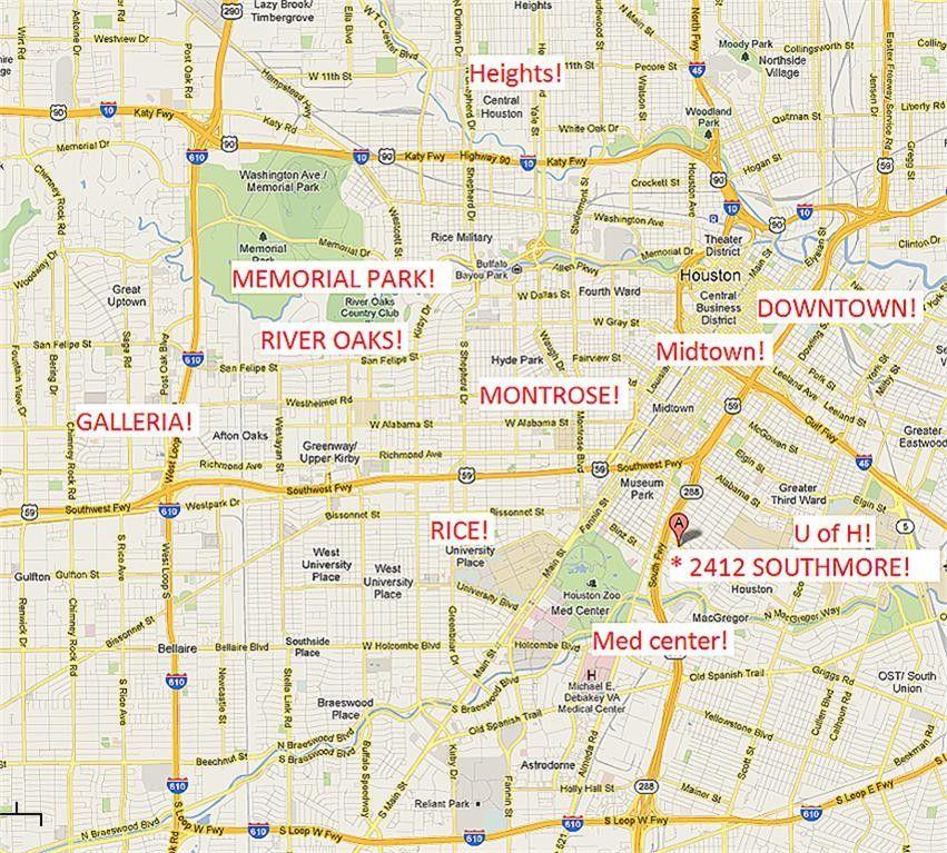 2410 Southmore Blvd Apt 4, Houston, TX 77004
