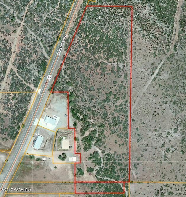 21755 s state route 89 yarnell az 85362 land for sale and real estate listing