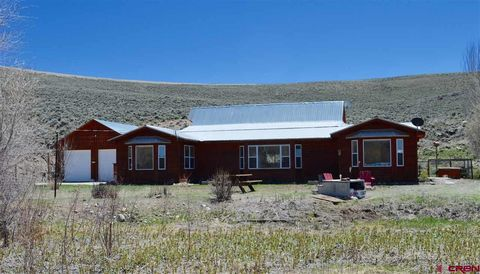 5411 County Road 43, Parlin, CO 81239