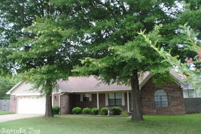 409 chesapeake dr searcy ar 72143 home for sale and