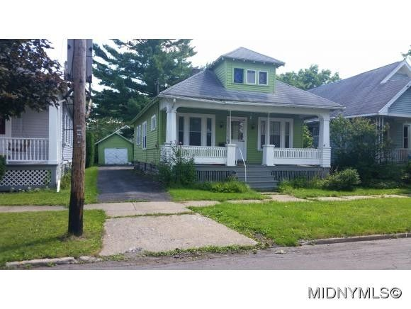 1215 mathews ave utica ny 13502 home for sale and real