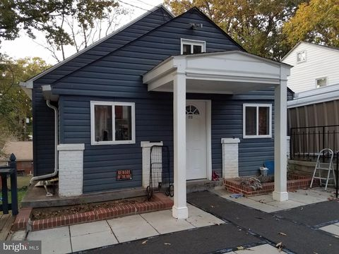 1113 Clovis Ave, Capitol Heights, MD 20743