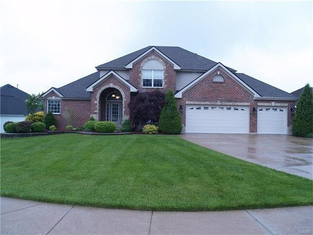 Bear Creek Wentzville Homes For Sale
