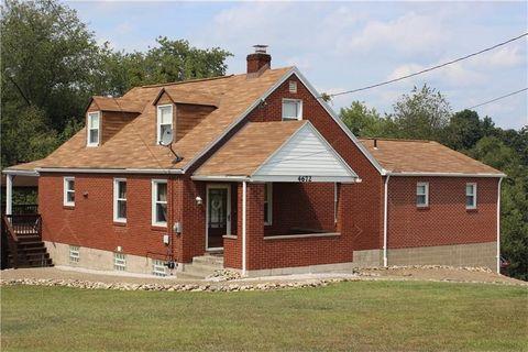4672 Williamsport Rd, Forward Township Eal, PA 15063