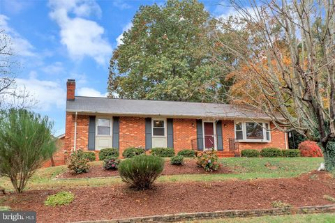 P O Of 600an Dr Fredericksburg Va 22405 House For Sale