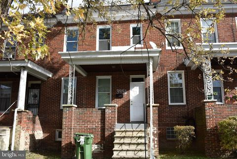 Photo of 3951 Wilsby Ave, Baltimore, MD 21218