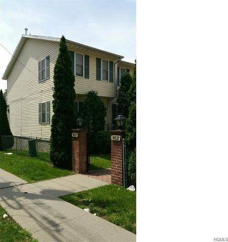 468 S 4th Ave, Mount Vernon, NY 10550