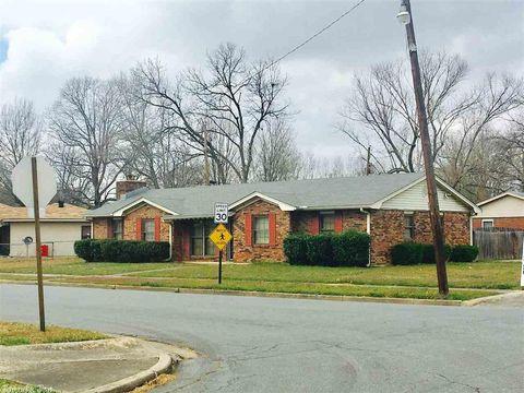 2503 Belmoor St, Pine Bluff, AR 71601