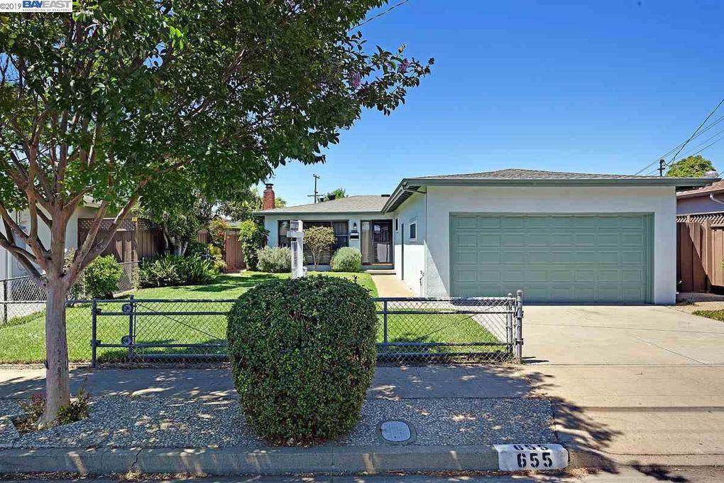 655 Minerva St, Hayward, CA 94544